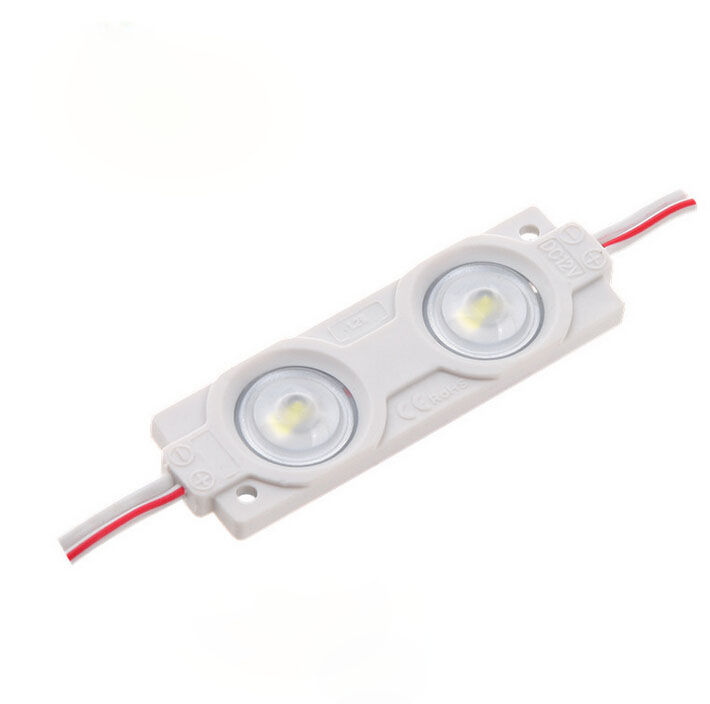 Waterproof IP65 Injection LED Module with 3pcs 5630/2835 LED for Outdoor use